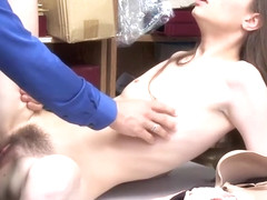 Tali Dova shoplifting gets her fuck