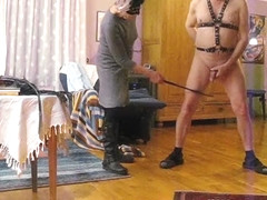CBT with variose whipps by my Lady
