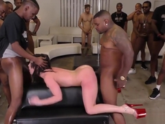 BBC Anal Gangbang And DP With Jennifer White