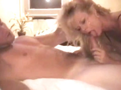 Blonde milf gets absolutely destroyed in a wild hotel fuck