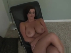 Hot Sexy Mom Sara Stone behind the scene