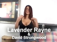 Fabulous pornstar Lavender Rayne in exotic cumshots, amateur adult video
