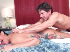 HouseoFyre - Lily Lane Picked Up And Fucked