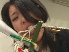 Crazy Japanese model Kana Mimura, Rin Yamaki in Hottest Office, Fetish JAV scene
