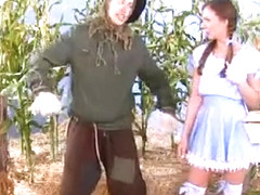 Not the Wizard of Oz - Part 3 - Scarecrow gets Laid