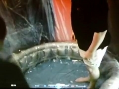 GUNGE ENJOYMENT WITH A FREIND part 1