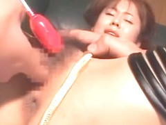 Incredible Japanese model Megu Ayase in Amazing Close-up, Toys JAV video