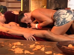 The Mom Of My Friend - India Summer