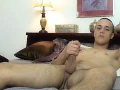 A Good Jack Off After A Hard Day - Leo McArthur - ToeGasms