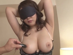 Busty Hinata Komine Delights With A Lot Of Home Toy Sex