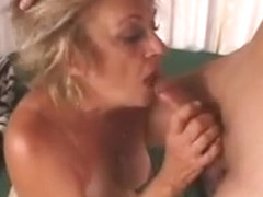 Old Slut Kathy Jones Does Her Thing