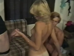 Stacy Donovan hot threesome