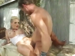 Stunning bald Christy Mack had hard core fuck