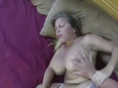 Amber Lynn Bach is soooo hot (Stepmom & Stepson)