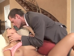 Exotic pornstar Ashlynn Brooke in best facial, blonde xxx scene