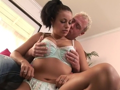 Crazy pornstar Angelica Raven in best cumshots, blowjob adult clip