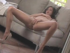 Ultra Hot Model Georgia Jones nude show