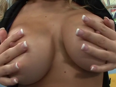 Exotic pornstar Briana Blair in amazing big tits, blowjob porn scene