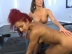 Nikki Darling vs. Daisy Ducati Live Show Part 2!!