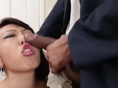 Asian Teen Slut Miko Dai Fucked Rough By Pervert Man In Bed