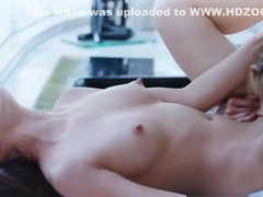 Alexis Fawx and Sabina Rouge goes pussy tribbing