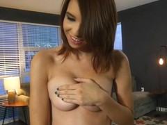 Sexy Step Sister Cece Capella Paying Her Dues