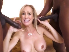 Brandi Love goes Black
