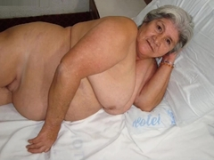 HelloGrannY Latin Mature Hairy Chubby Cunts