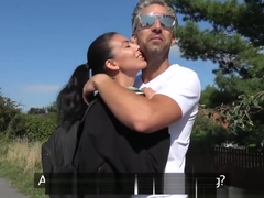 Public Agent Facial And Hard Public Fucking