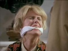 Joanna Lumley Cleave Gagged