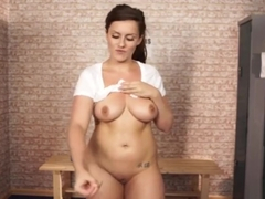 Charlie Rose Wet Shirt JOI - Wank It Now