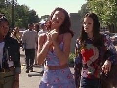 Carmen Electra,Shannon Elizabeth,Various Actresses,Anna Faris in Scary Movie (2000)