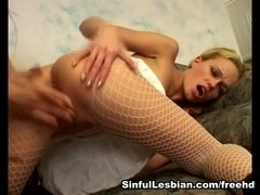 SinfulLesbian Video: Tatiyana Foxx, Paige Pretty