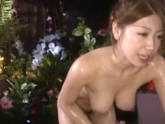 Crazy Japanese model Yuka Minase in Horny POV, Shower JAV scene
