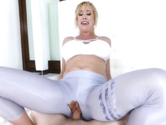 Brandi Love - Like A Good Neighbor Her Down There