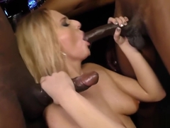 Kate England Tries Gangbang And Anal With BBCs