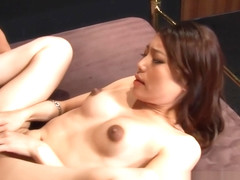 Classy japanese pussy screwed after foreplay