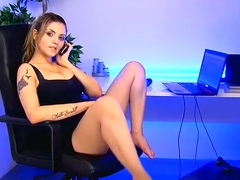 Lola Knight - S66 Dayshow upskirt at webcam