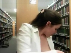 Library girl 39