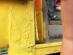 Hot Barbie angel upskirt video