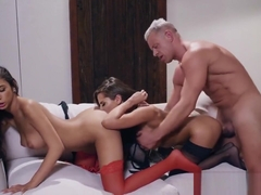 gianna dior and madison ivy the ex girlfriend episode.4