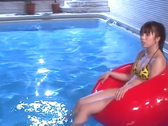 Fabulous Japanese chick Hinata Tachibana in Incredible JAV uncensored College Girl video