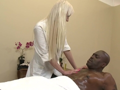 Giselle Monet - The Replacement Masseuse