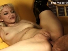 Sexy Blonde Victoria Slim Gives Up The Anal To Brian Surewood