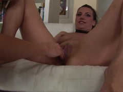 Incredible pornstar Angelica Diamond in Crazy Lesbian, Fisting xxx movie