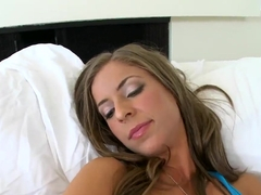 Chris Strokes gets sucked by lusty Presley Hart