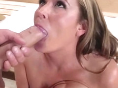 Intercorse In Front Of Cam With Naughty Big Tits Housewife (elexis monroe) video-13