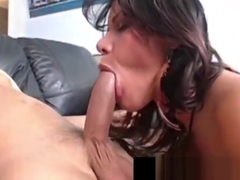 Cuban BJ Queen Angelina Castro Gets A Big Cock In Her Pussy!