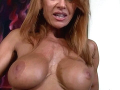 Janet Mason in Coog Janet Jerks It Hard - ManoJob