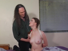Crazy pornstar Jay Taylor in fabulous bdsm, brunette sex scene